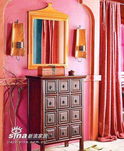其他 二居 卧室图片来自用户2558746857在婚房案例 大胆出位的红91的分享