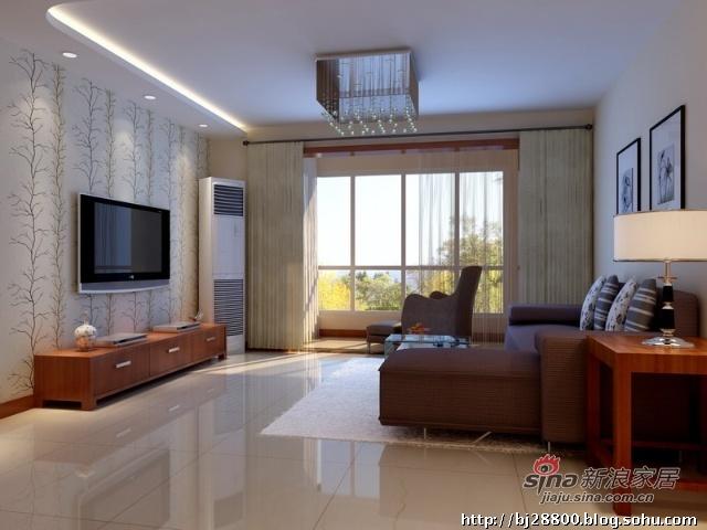 简约 二居 客厅图片来自用户2737786973在80平简约现代的爱家36的分享