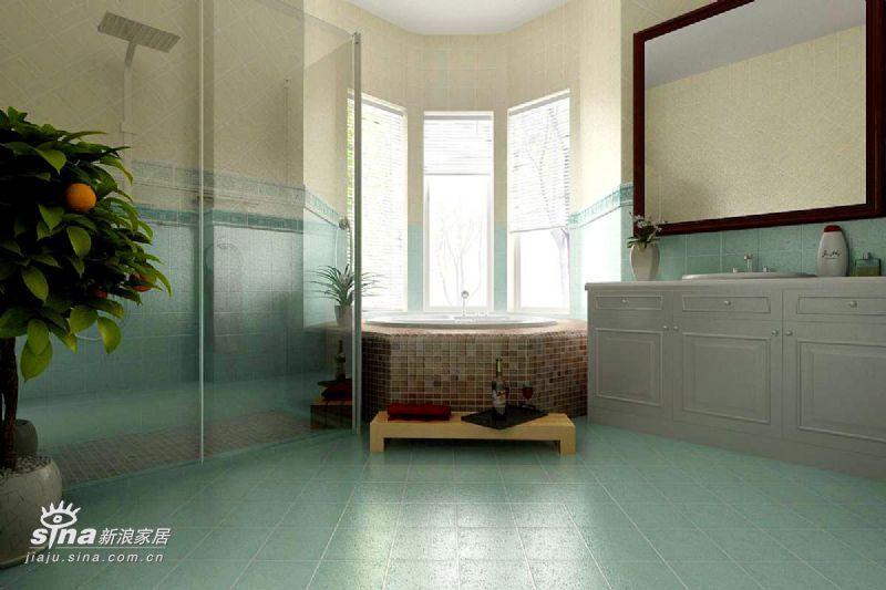 欧式 别墅 卫生间图片来自用户2746889121在.49的分享