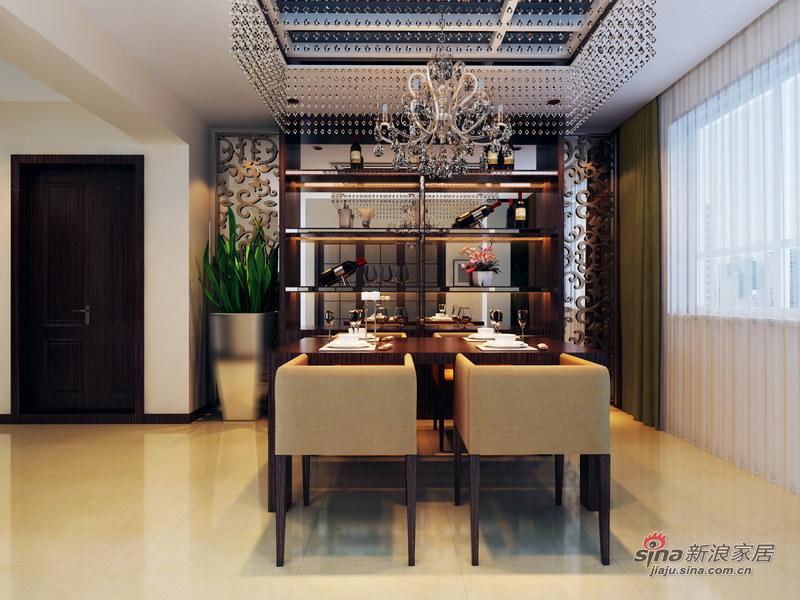 简约 一居 餐厅图片来自用户2738813661在现代简约150㎡尽显和和美美11的分享