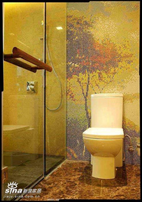 简约 三居 卫生间图片来自用户2737759857在样板间33的分享