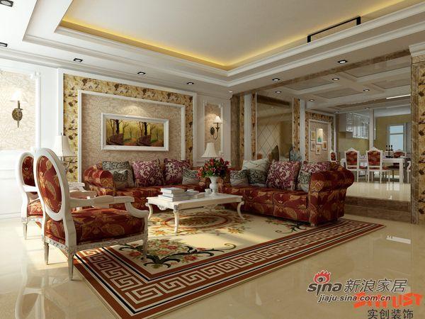 北欧 别墅 客厅图片来自用户1903515612在花20万装320平米的新低调奢华欧式设计60的分享