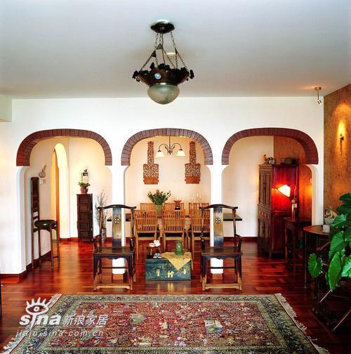 简约 一居 餐厅图片来自用户2738829145在中西合璧47的分享