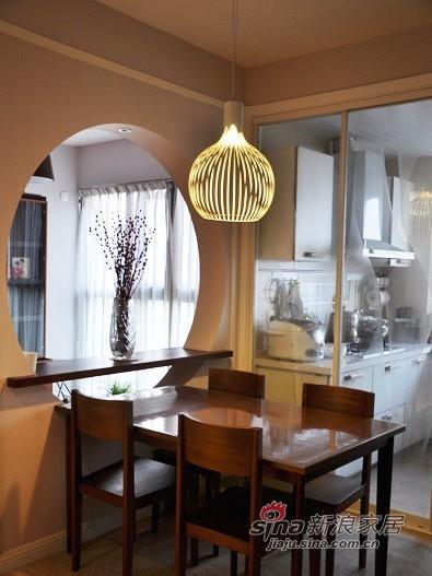 简约 二居 餐厅图片来自用户2556216825在新婚夫妇的简约混搭110平3房2厅61的分享