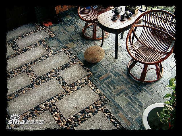中式 三居 阳台图片来自wulijuan_16在爱巢物语--逃逸都市,享受慵懒95的分享