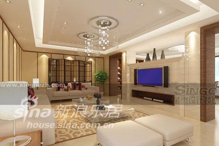 简约 二居 客厅图片来自用户2738093703在金汇豪庭16的分享