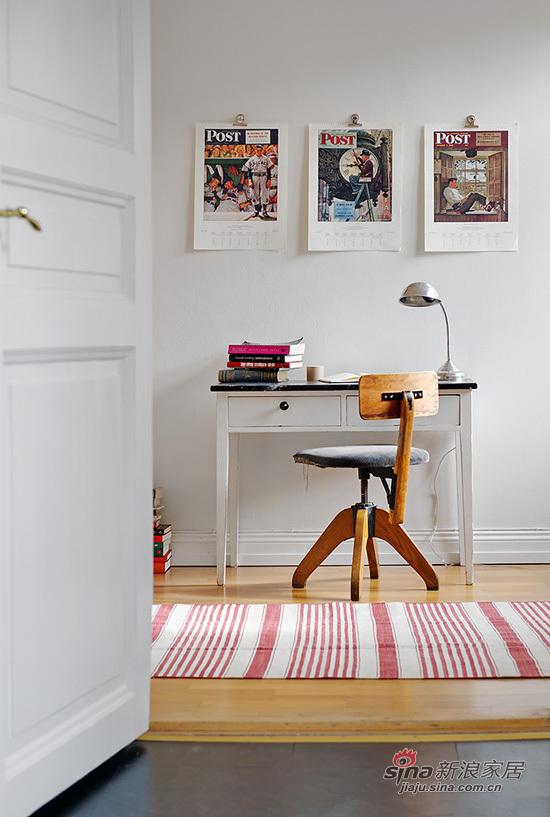 其他 loft 书房图片来自用户2558746857在87平方甜美清新公寓46的分享