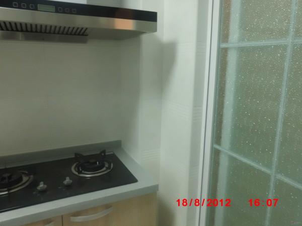 厨房装修后