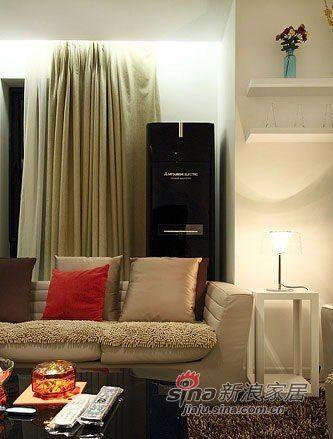 简约 二居 客厅图片来自用户2557979841在12万商务温馨的两居42的分享