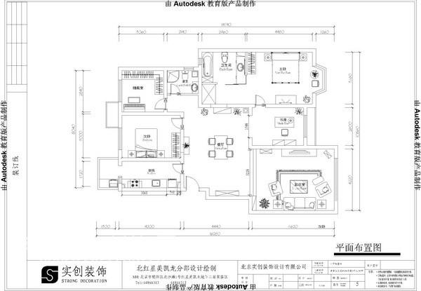 欧式 三居 客厅图片来自用户2746953981在现代欧式田园错层设计81的分享