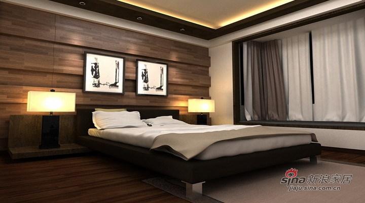 中式 三居 卧室图片来自用户1907659705在8.1W品味145P小奢华的繁荣【海富第五大道】53的分享