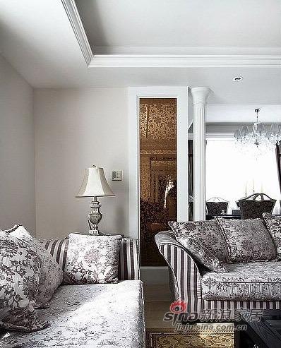 欧式 三居 客厅图片来自用户2557013183在夫妻15万装120平奢华混搭婚房62的分享