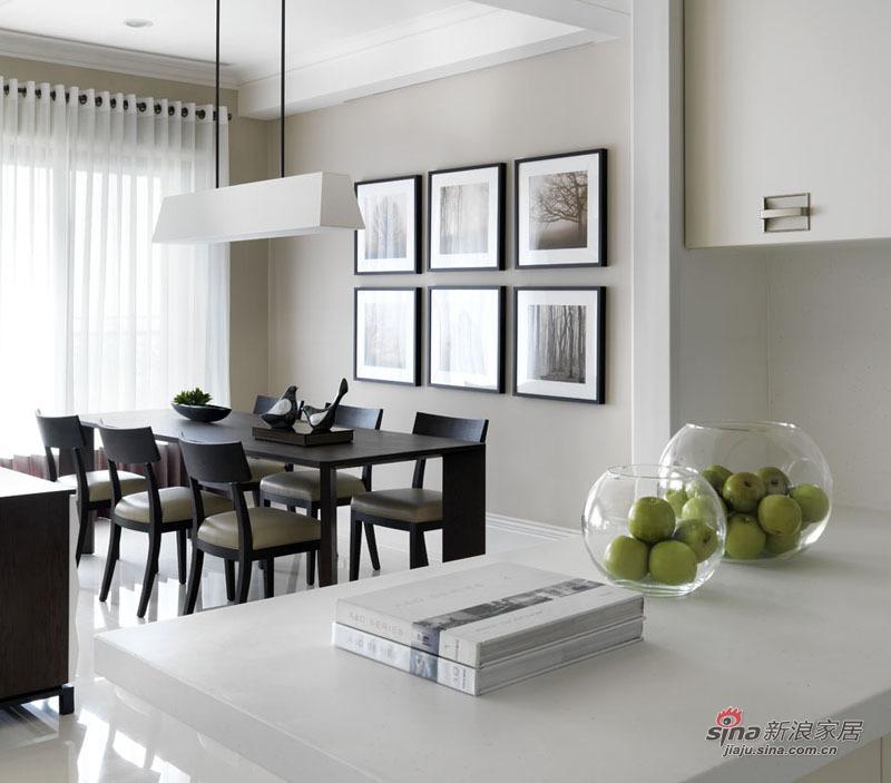 简约 别墅 餐厅图片来自用户2745807237在290平台湾高品质别墅设计164的分享