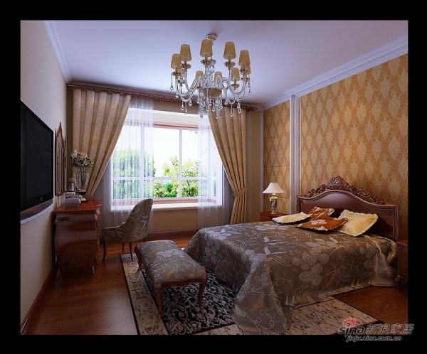 古典欧式卧室设计