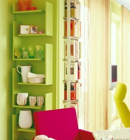 书架,隔板