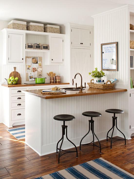厨房 白色图片来自用户2771736967在简单而自然 17个北欧乡村风格厨房装修的分享