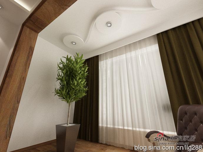 简约 二居 阳台图片来自用户2739378857在9万打造现代简约110平两居室-实创装饰效果图70的分享