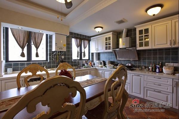 美式 二居 书房图片来自用户1907685403在110平时尚公寓爱上美式风36的分享