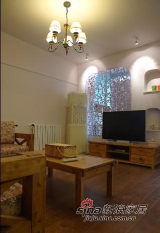 其他 二居 客厅图片来自用户2558757937在90平米浓郁地中海之家15的分享