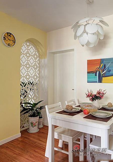 欧式 三居 餐厅图片来自用户2745758987在我的专辑418111的分享