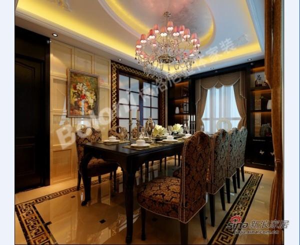425平别墅户型新欧式风格设计吕翔宇作品