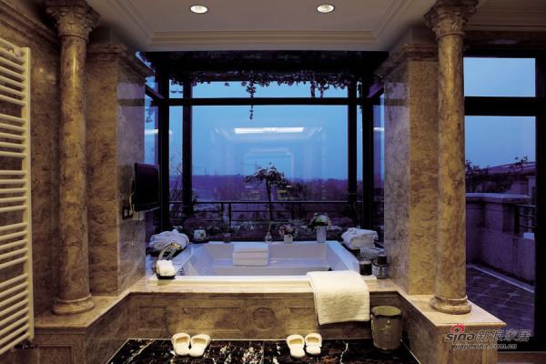 豪华舒适浴缸