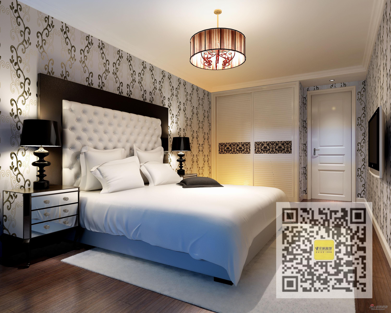 欧式 三居 卧室图片来自用户2746869241在英特公寓三居室欧式风格69的分享