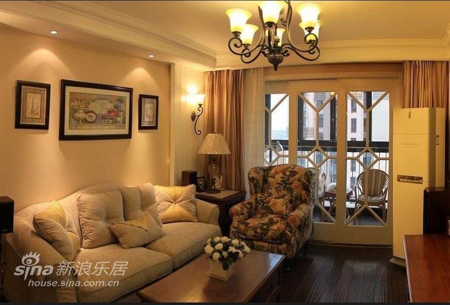 田园 三居 客厅图片来自用户2737791853在布拉格之恋 80后装修新式古典美式家58的分享