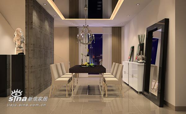 简约 二居 餐厅图片来自用户2739153147在现代风格设计80的分享