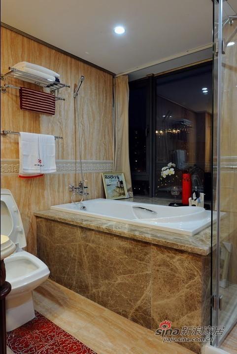 欧式 别墅 客厅图片来自用户2772873991在浪漫主义的简欧风格打造142平别墅18的分享