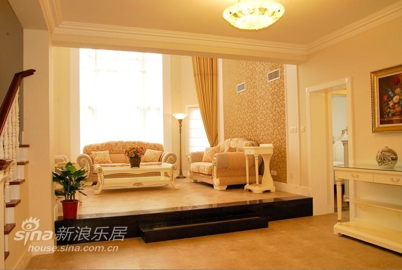 欧式 别墅 客厅图片来自用户2746889121在现代欧式别墅54的分享