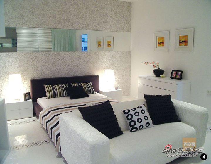 现代 简约 卧室 舒适 温馨 80后 小户型图片来自用户2772840321在22款舒适卧室装修 宅家族的窝心体验的分享