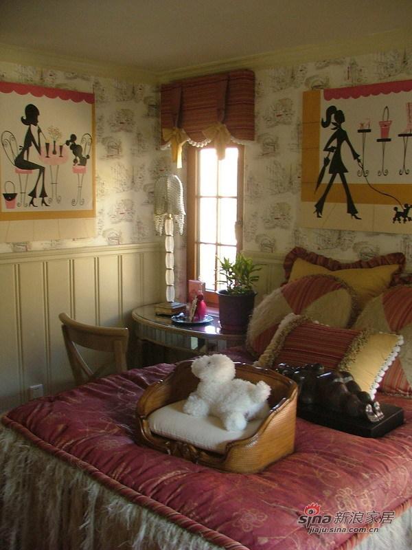 简约 别墅 卧室图片来自用户2557010253在美式乡村 保利350平米 真实照片·真实作品。48的分享