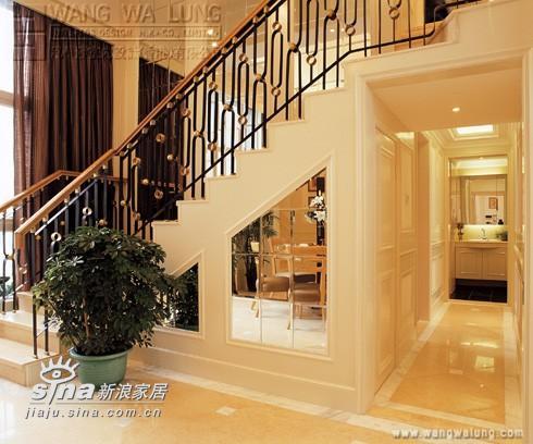 欧式 复式 楼梯图片来自用户2746869241在现代的欧式37的分享