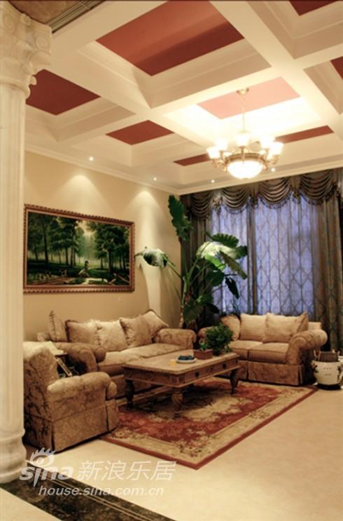 田园 别墅 客厅图片来自用户2737946093在经典的美式田园风情98的分享