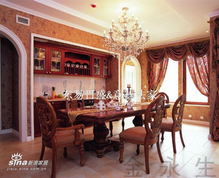 欧式 别墅 餐厅图片来自用户2757317061在壹仟栋28的分享