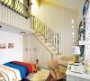 120平欧式复古混搭小户型公寓
