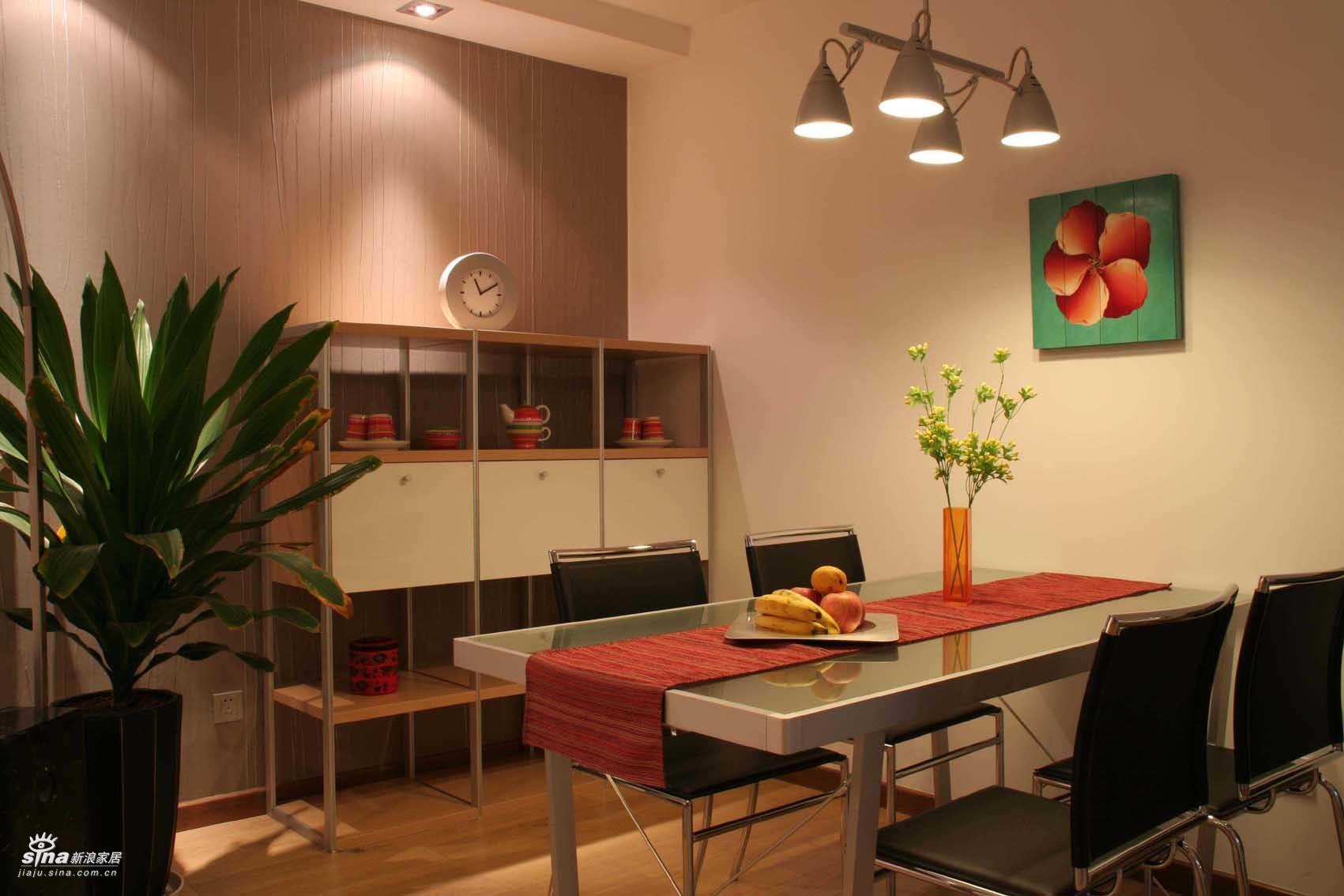 简约 二居 餐厅图片来自用户2739081033在简约的问候91的分享