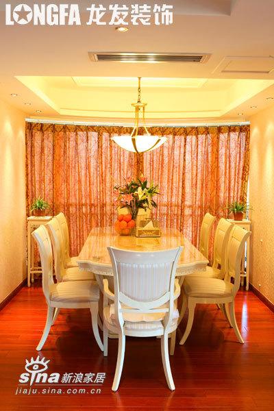 欧式 四居 餐厅图片来自用户2746948411在简约欧式之四室两厅78的分享