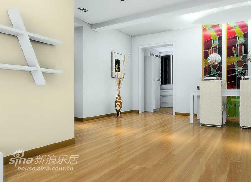 简约 三居 客厅图片来自用户2737759857在纯净简约世界-现代简约-三居47的分享