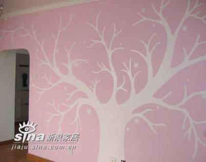 客厅艺术墙