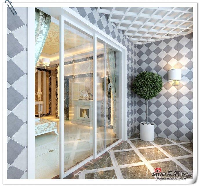 欧式 三居 阳台图片来自用户2772873991在10万精装165平欧式奢华高雅三居81的分享