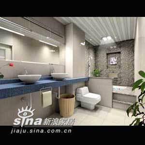 简约 一居 卫生间图片来自用户2738813661在观唐96的分享