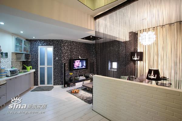 简约 一居 客厅图片来自用户2739153147在小两口低调装修21的分享