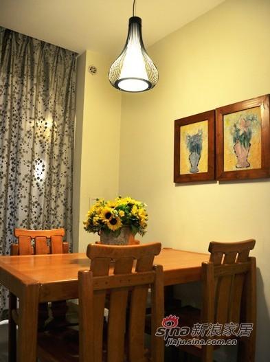 中式 三居 厨房图片来自用户1907696363在10万造就100平中式田园混搭3口之家36的分享