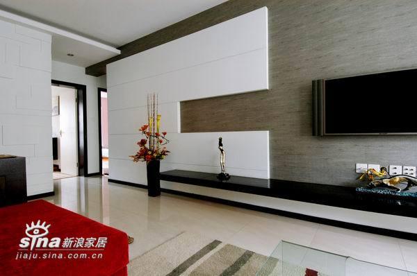 简约 三居 客厅图片来自用户2745807237在换季装修 惊艳变装55的分享