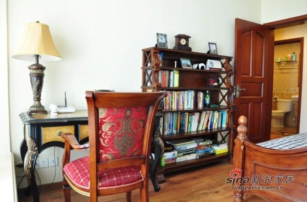 其他 别墅 客厅图片来自用户2557963305在美式古典情怀主调87的分享