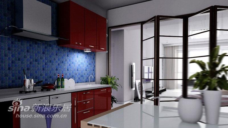 简约 二居 厨房图片来自用户2738820801在现代简约51的分享