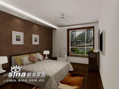 简约 二居 卧室图片来自用户2739081033在现代简约19的分享