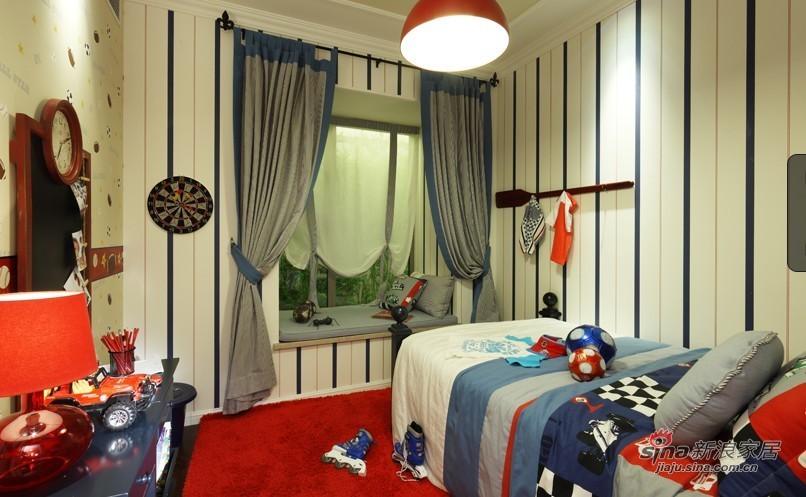 田园 二居 卧室图片来自用户2557006183在仅5万巧装90平小清新森女系风格家居68的分享